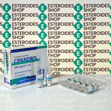 Cipandrol (Testosteron C) 200 mg Balkan Pharmaceuticals | ESC-0129