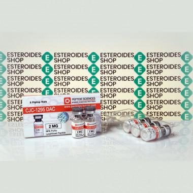CJC 1295 DAC 2 mg Peptide Sciences | ESC-0178