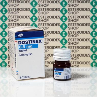 Dostinex 0,5 mg Pfizer Labs | ESC-0125