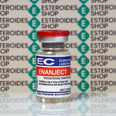 Enanject (Testosterone Enanthato) 250 mg Eurochem Labs