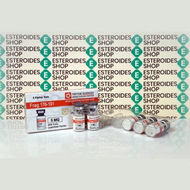 HGH Frag 176-191 5 mg Peptide Sciences | ESC-0172