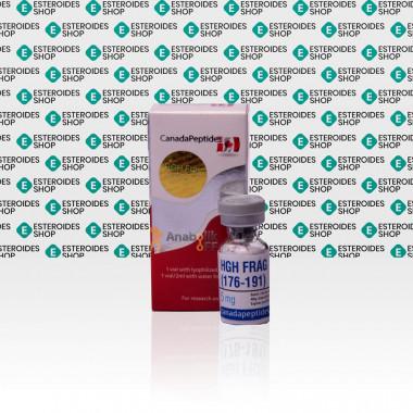 HGH Frag 5 mg Canada Peptides | ESC-0175