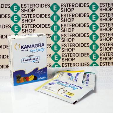 Kamagra (Viagra) 100 mg Ajanta Pharma | ESC-0305