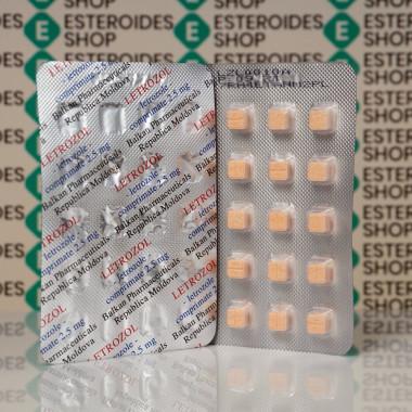 Letrozol 2,5 mg Balkan Pharmaceuticals | ESC-0006