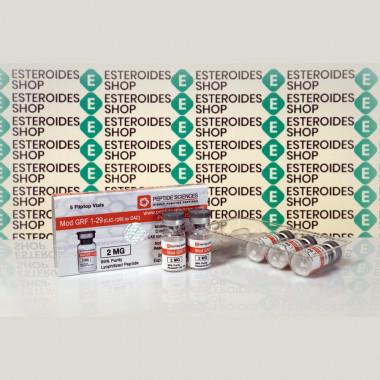 MOD GRF 1-29 2 mg Peptide Sciences | ESC-0187