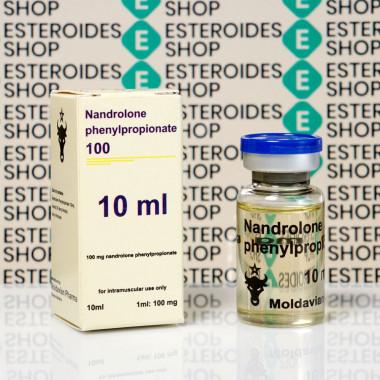 Nandrolone Phenilpropionate 100 mg Moldavian Pharma   ESC-0325