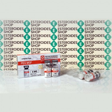 PEG MGF 5 mg Peptide Sciences | ESC-0183