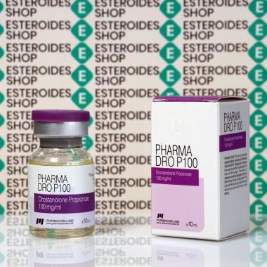 Pharma Dro P100 100 mg Pharmacom Labs   ESC-0077