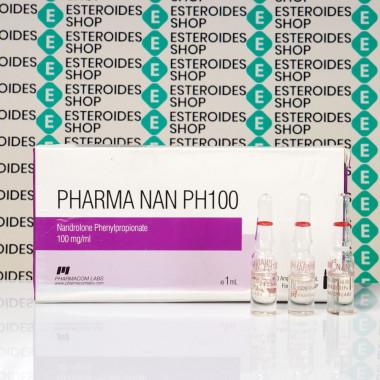 Pharma Nan PH100 100 mg Pharmacom Labs | ESC-0327