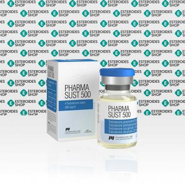 Pharma Sust 500 mg Pharmacom Labs | ESC-0090