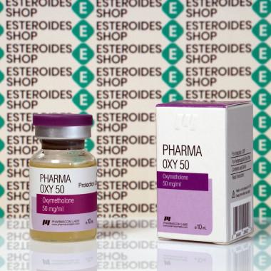PharmaOxy 50 mg Pharmacom Labs | ESC-0091