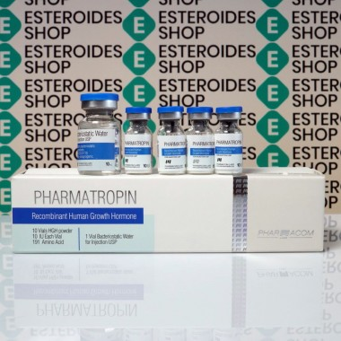 Pharmatropin 10 IU Pharmacom Labs | ESC-0176