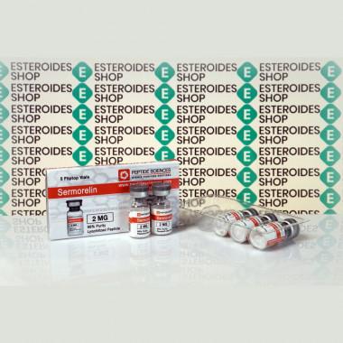Sermorelin 2 mg Peptide Sciences | ESC-0182