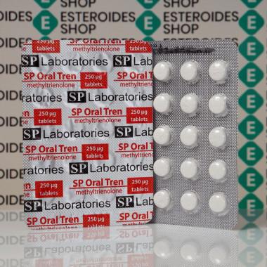 Sp Tren 250 mg SP Laboratories | ESC-0205