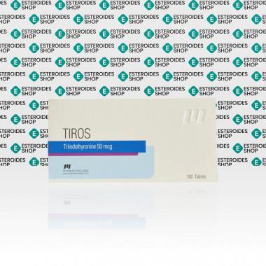 Tiros (T3) 50 mg Pharmacom Labs | ESC-0011