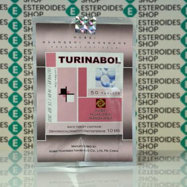 Turinabol 10 mg Hubei Huangshi Nanshang | ESC-0098